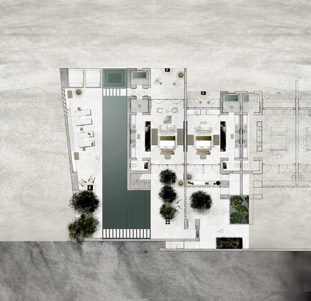 Amangiri wendell burnette architects for Design hotel utah